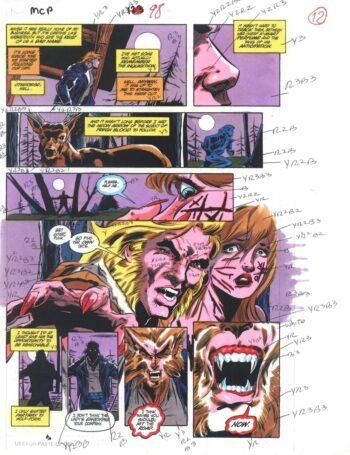 Marvel Comics Presents #98 / 12