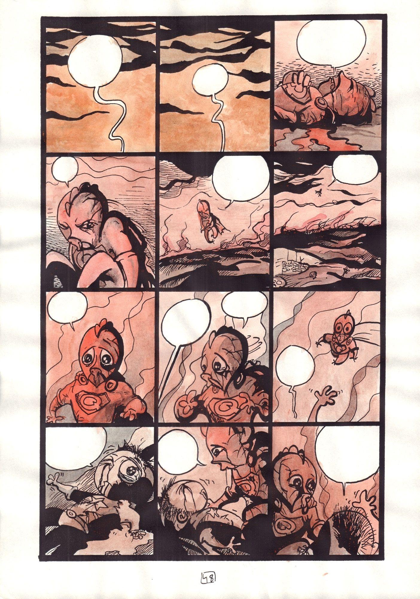 Liga Obrońców Planety Ziemia #2 / 48