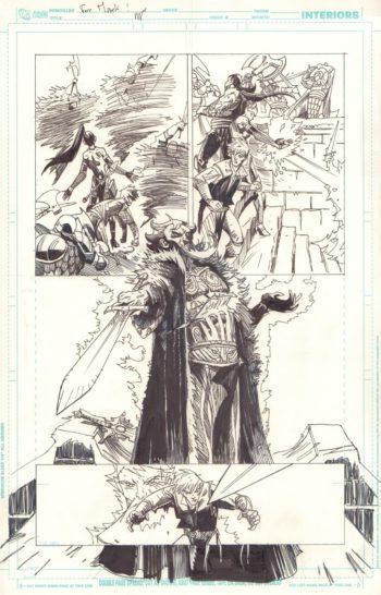 Diablo III: Sword of Justice #4 / 14