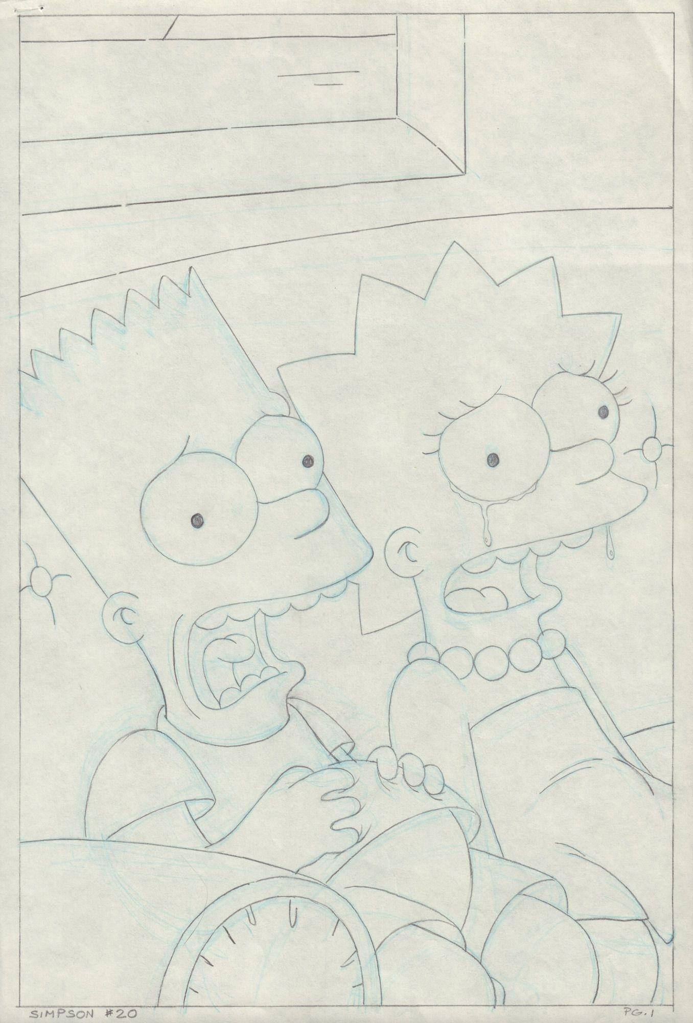 Simpsons Comics #20 / 1