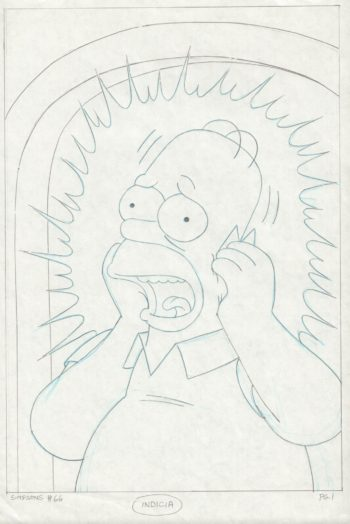 Simpsons Comics #66 / 1