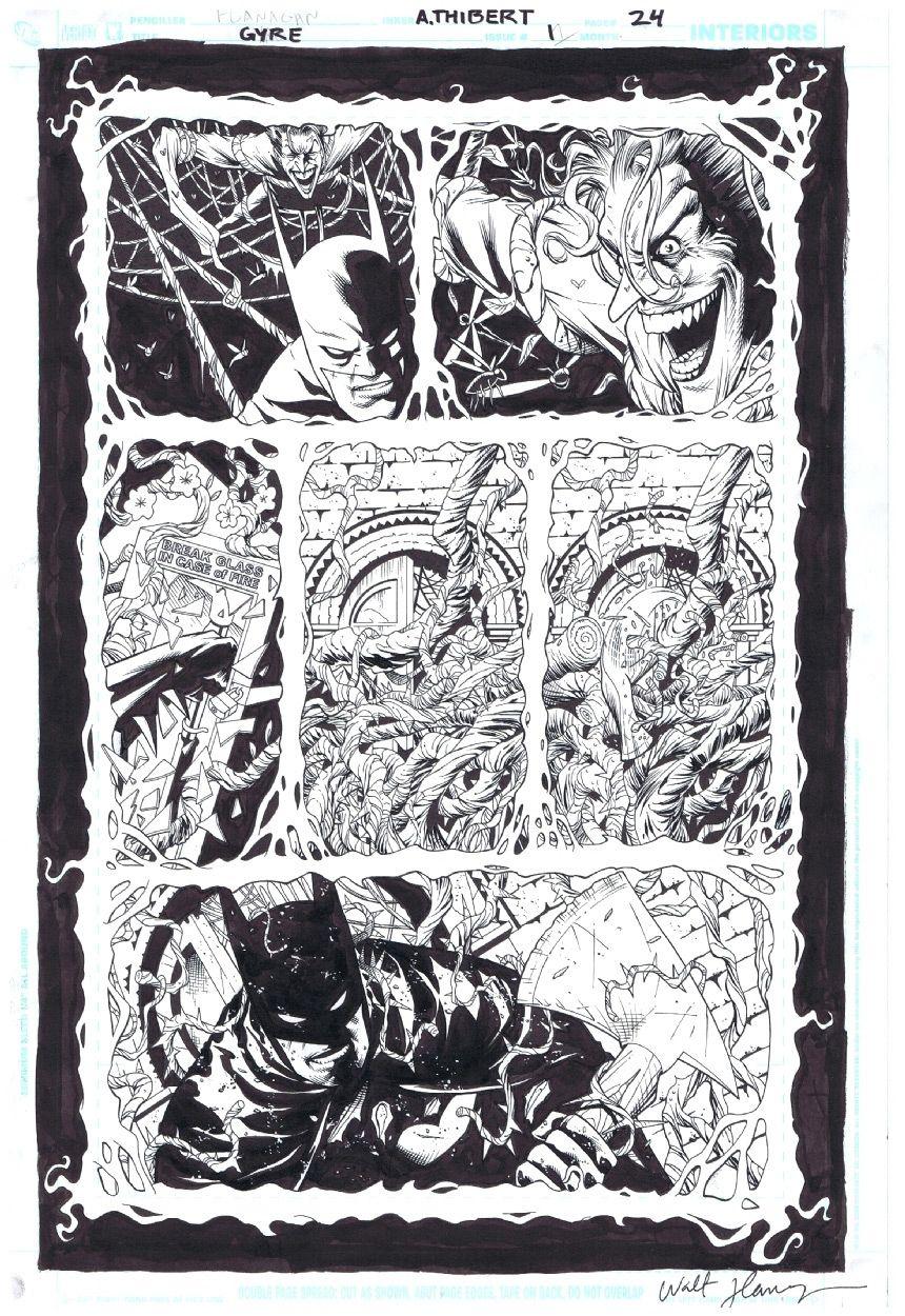 Batman: The Widening Gyre #1 / 24