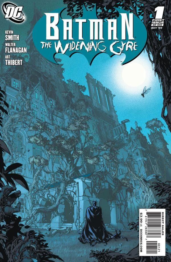 Batman: The Widening Gyre #1 / 24 czarno-biały