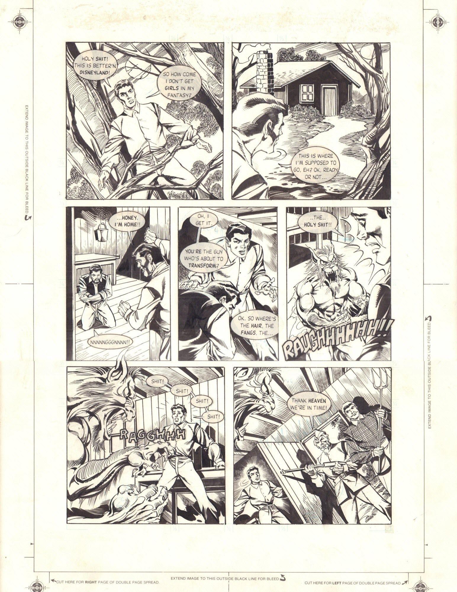 Werewolf 3-D, s. 13