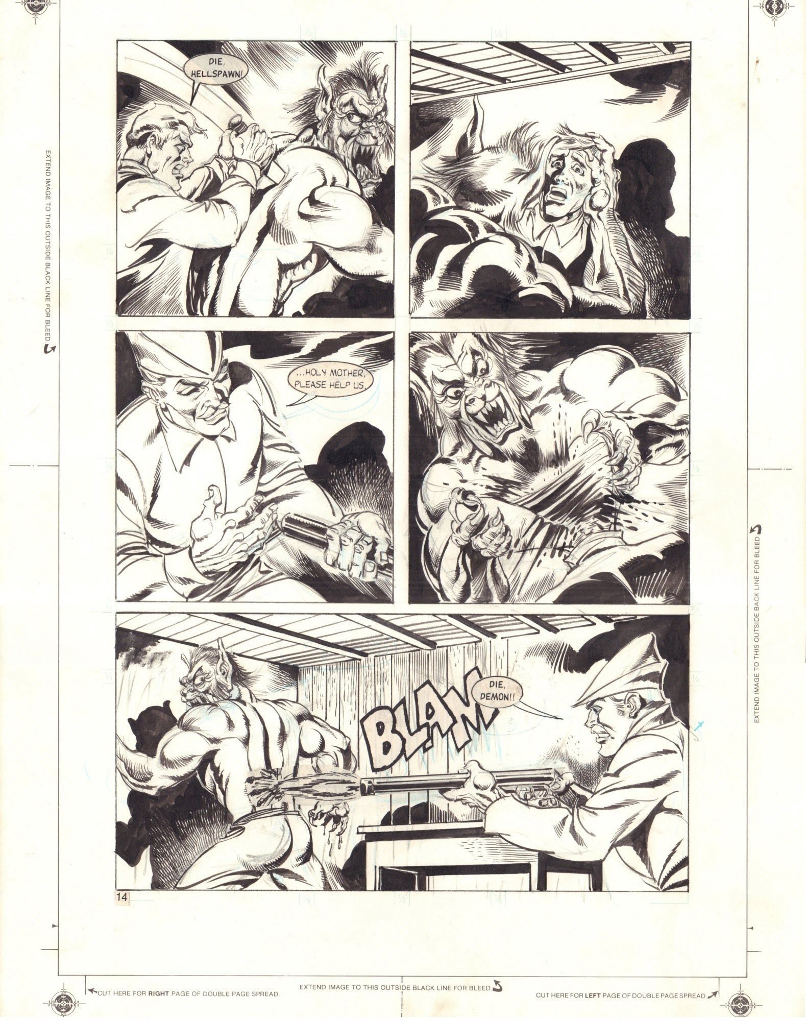 Werewolf 3-D, s. 14