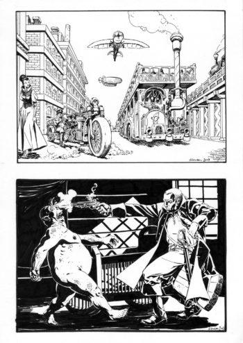 W krainie parowej rewolucji / Krew i kość