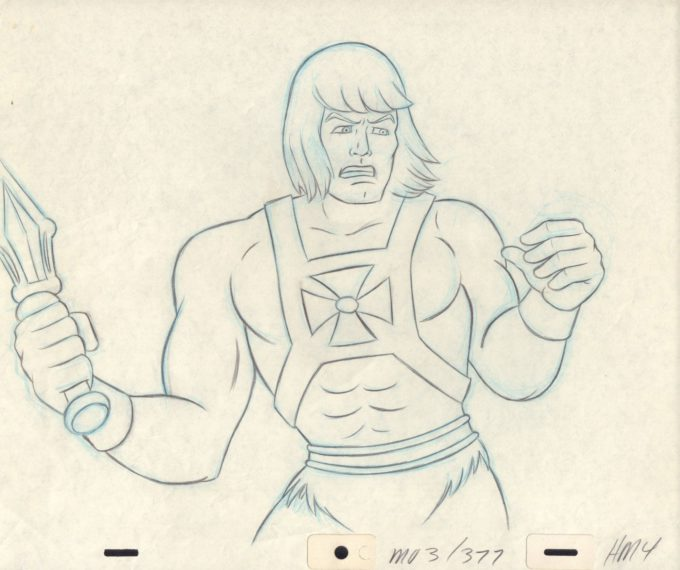 He-Man Masters of the Universe 3 / 377