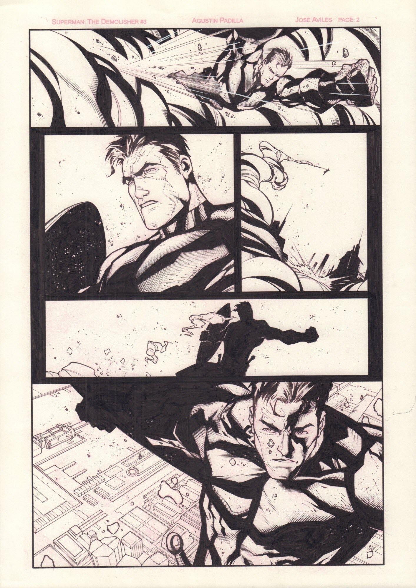 Adventures of Superman #36 / 2