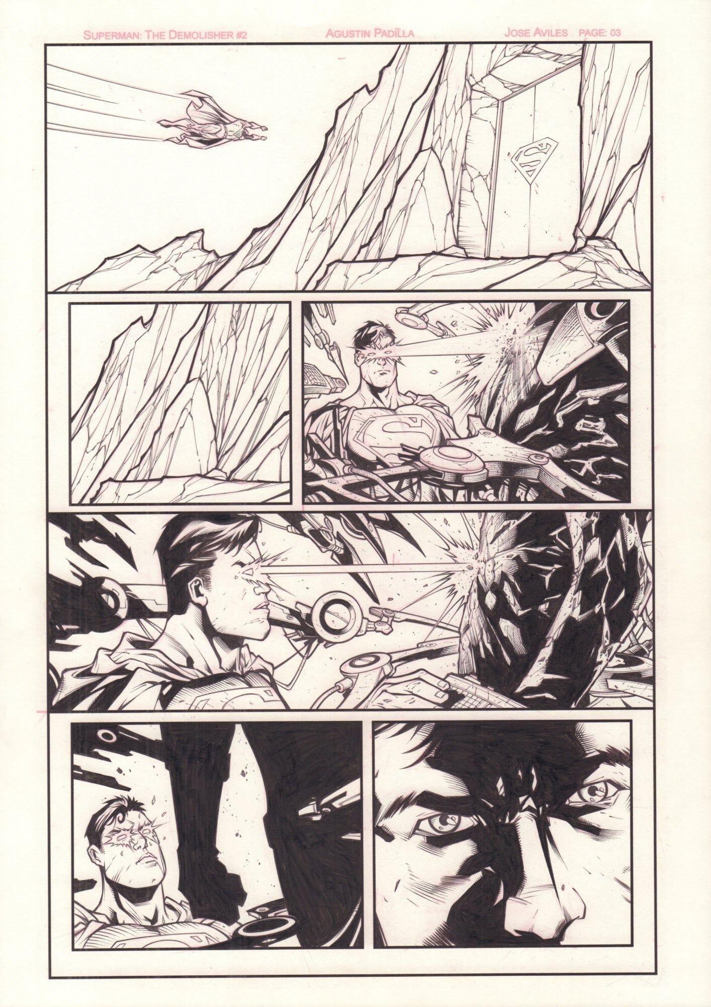 Adventures of Superman #36 / 3