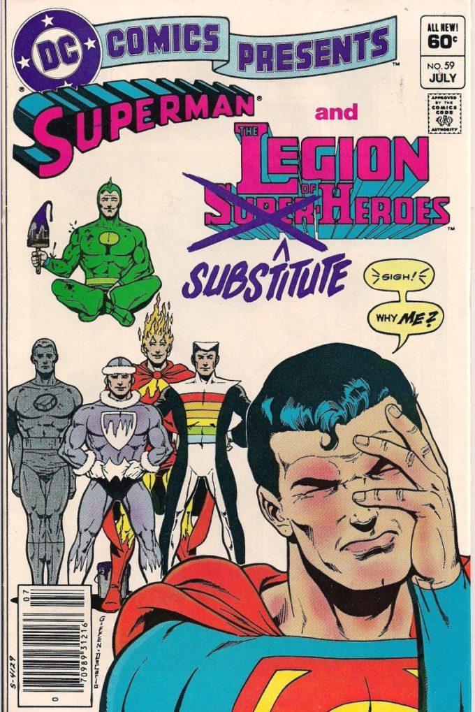 DC Presents #59 / 17 kolor