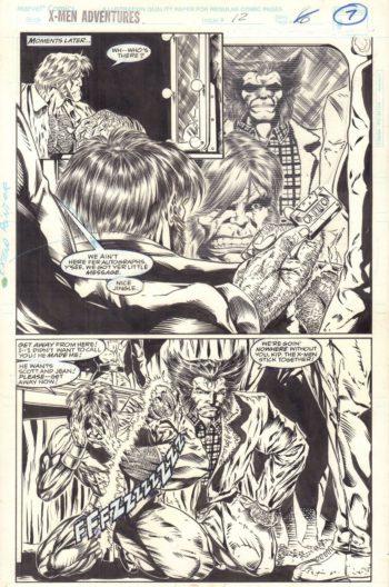 X-Men Adventures #12 / 7