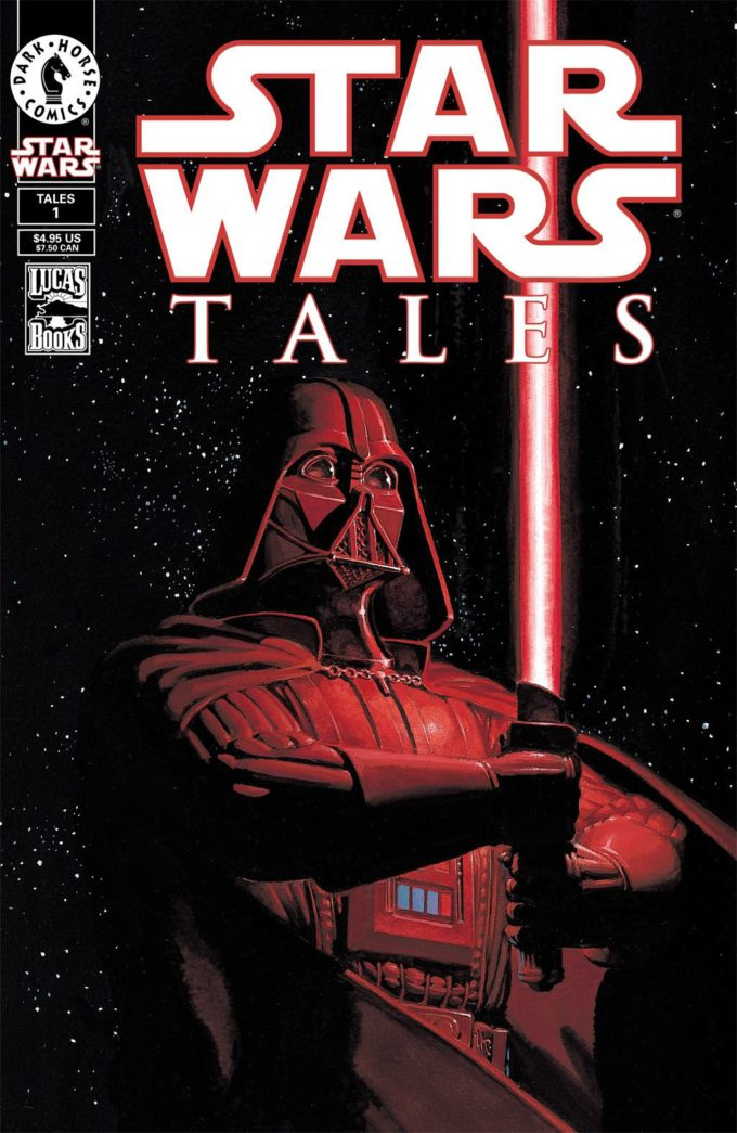 Star Wars: Tales #1 / 37 Dark Horse