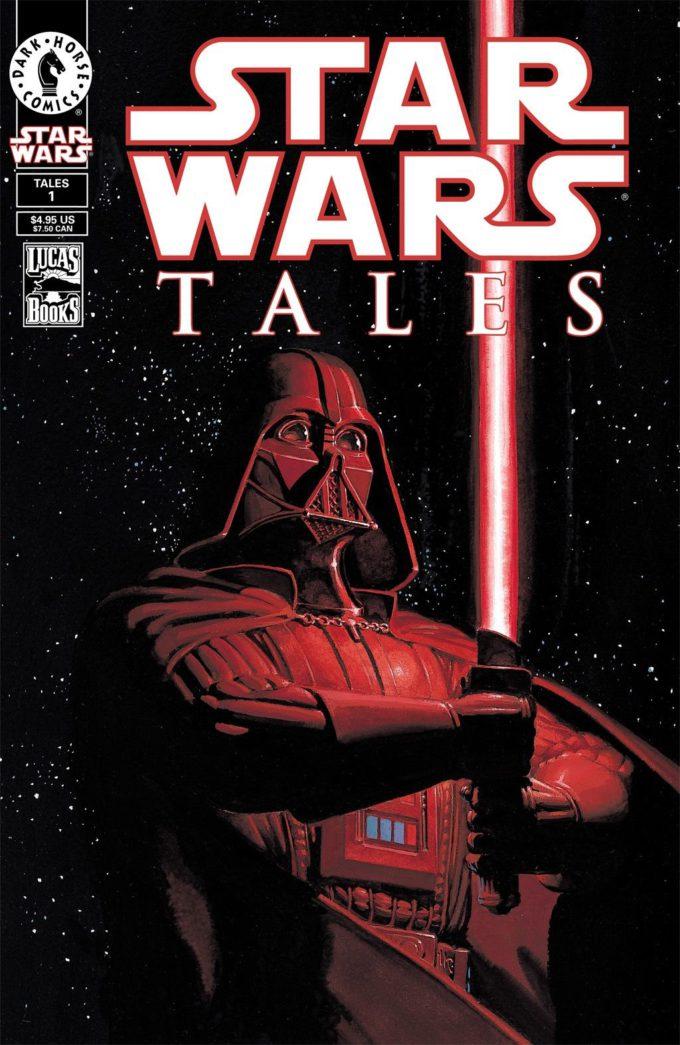 Star Wars: Tales #1 / 4 Dark Horse