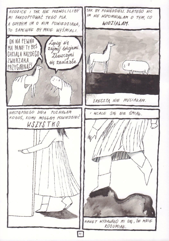 Nie chcę się bać, s. 11