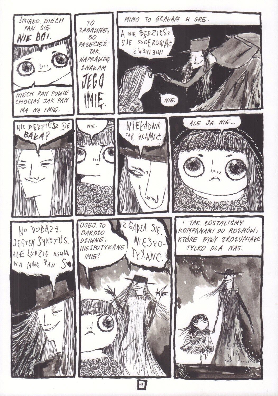 Nie chcę się bać, s. 13