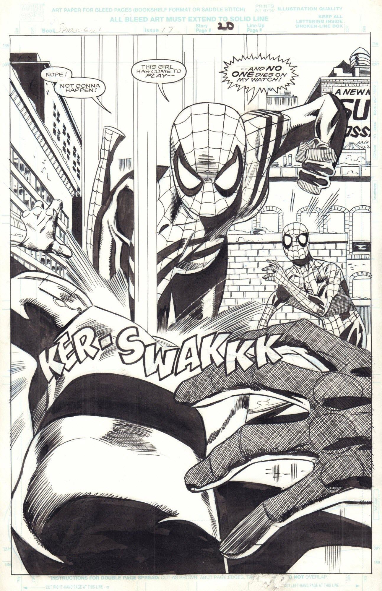 Spider-Girl #17 / 20