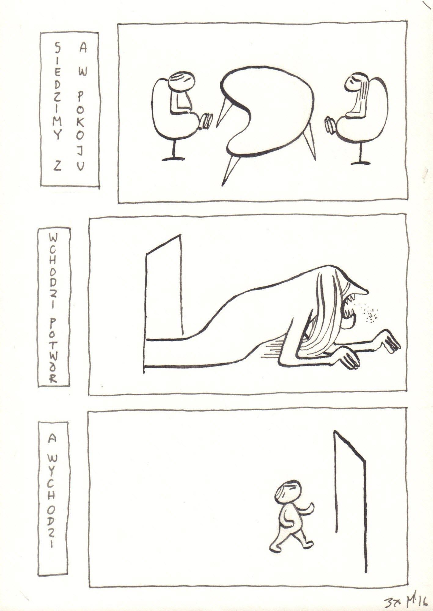 Maszinga: Zwodnicze nowe obrazy, s. 66