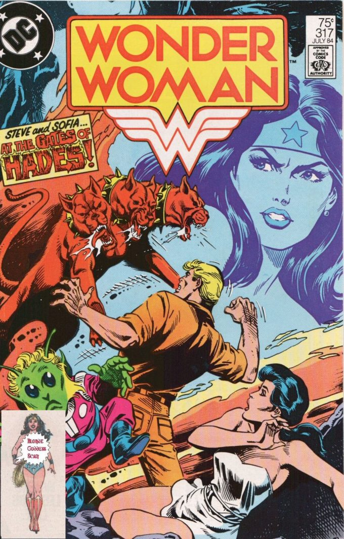 Wonder Woman #317 / 1 kolor