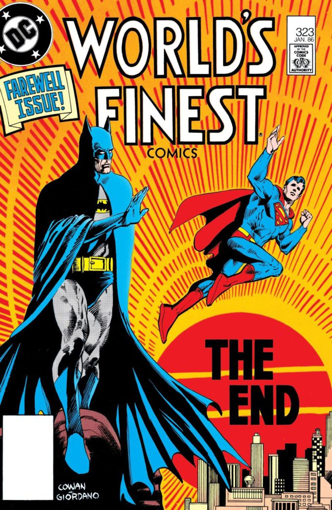 World's Finest Comics #323 / 1 kolor