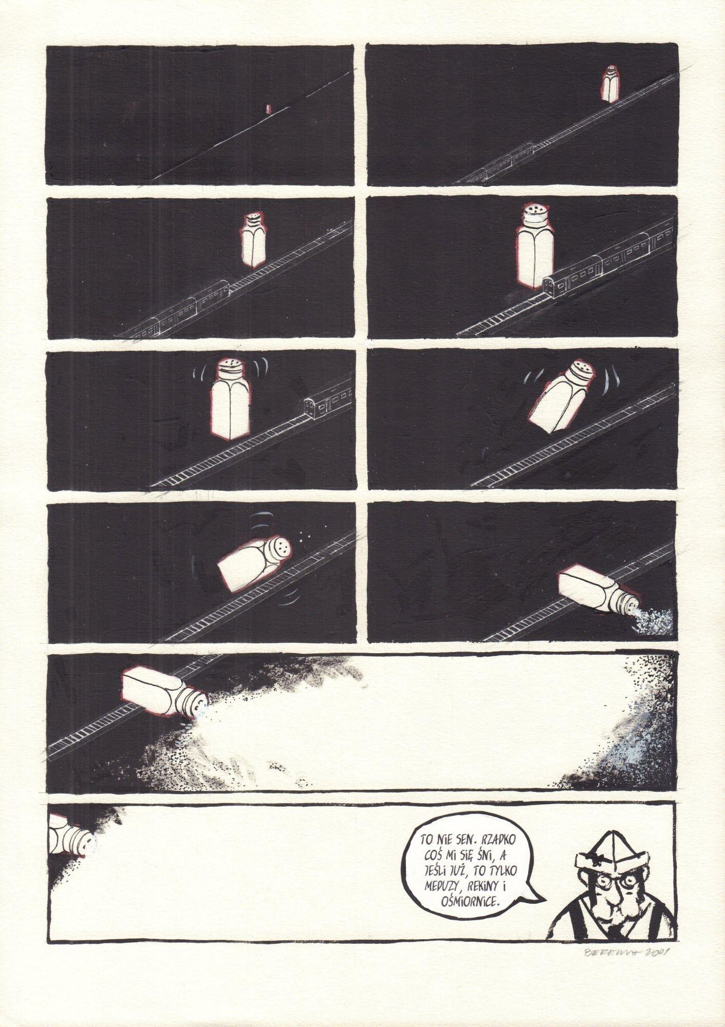 Wykolejeniec, s. 24
