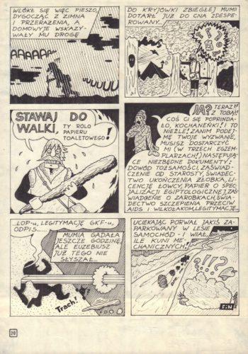 Wampiurs Wars #1 / 20