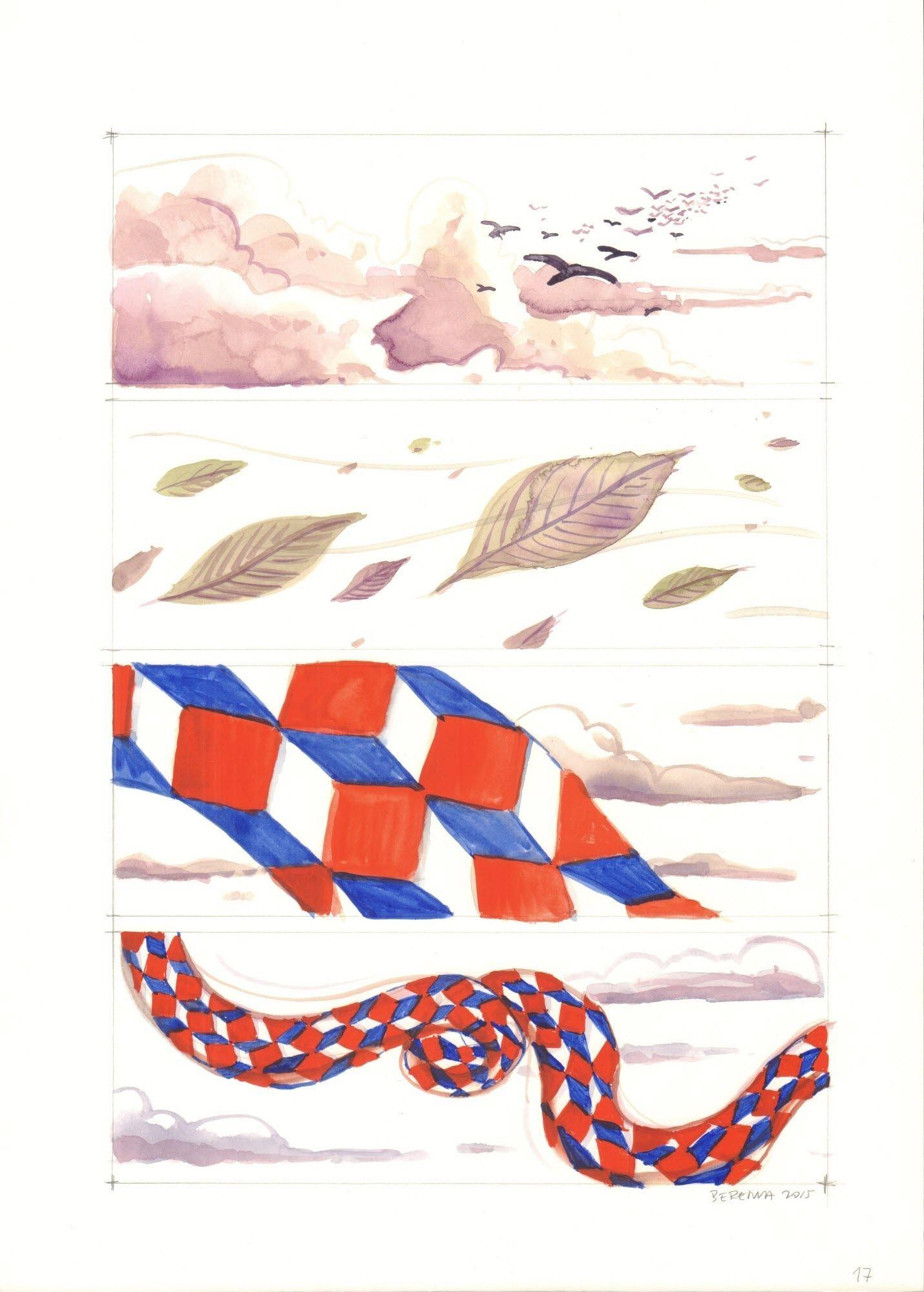 Malutki Lisek i Wielki Dzik #1 / 17