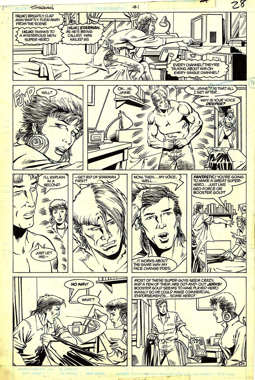 Starman #1 / 28