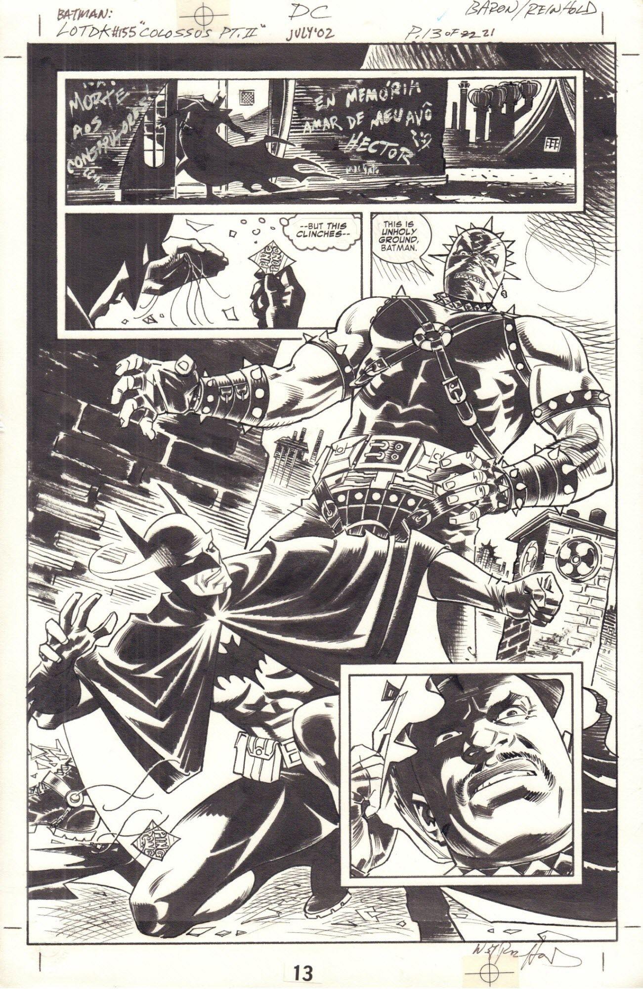 Batman: Legends of the Dark Knight #155 / 13