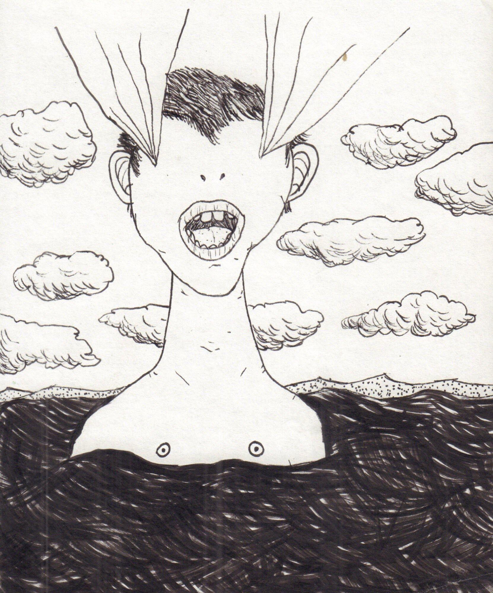 Błysk (rysunek i kolor)