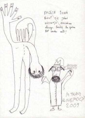 Niemoc (rysunek i kolor)