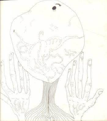 Powierzchnie dłoni (rysunek i kolor)