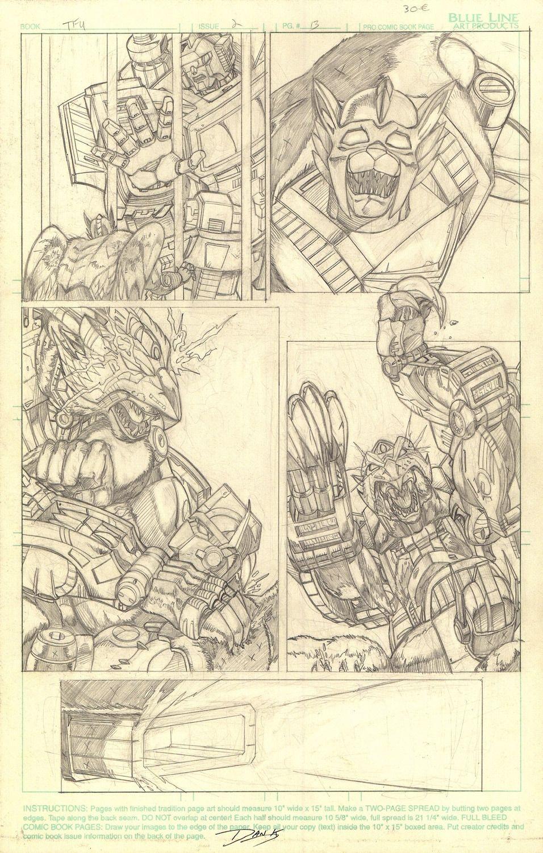 Transformers TFU #2 / 13