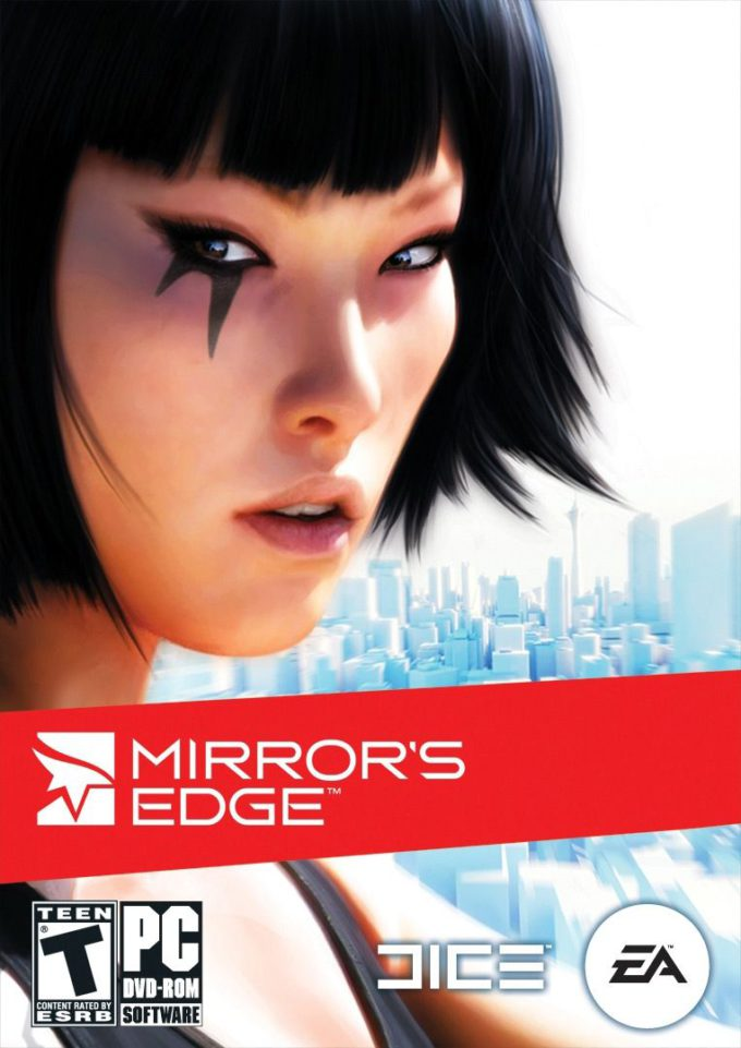 Mirror's Edge 2008 Convention Exclusive