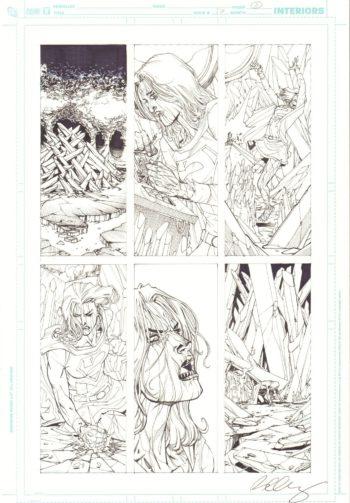 Supergirl #57 / 11
