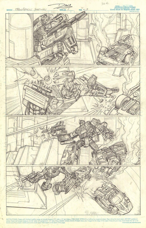 Transformers: Beast Wars #3 / 22