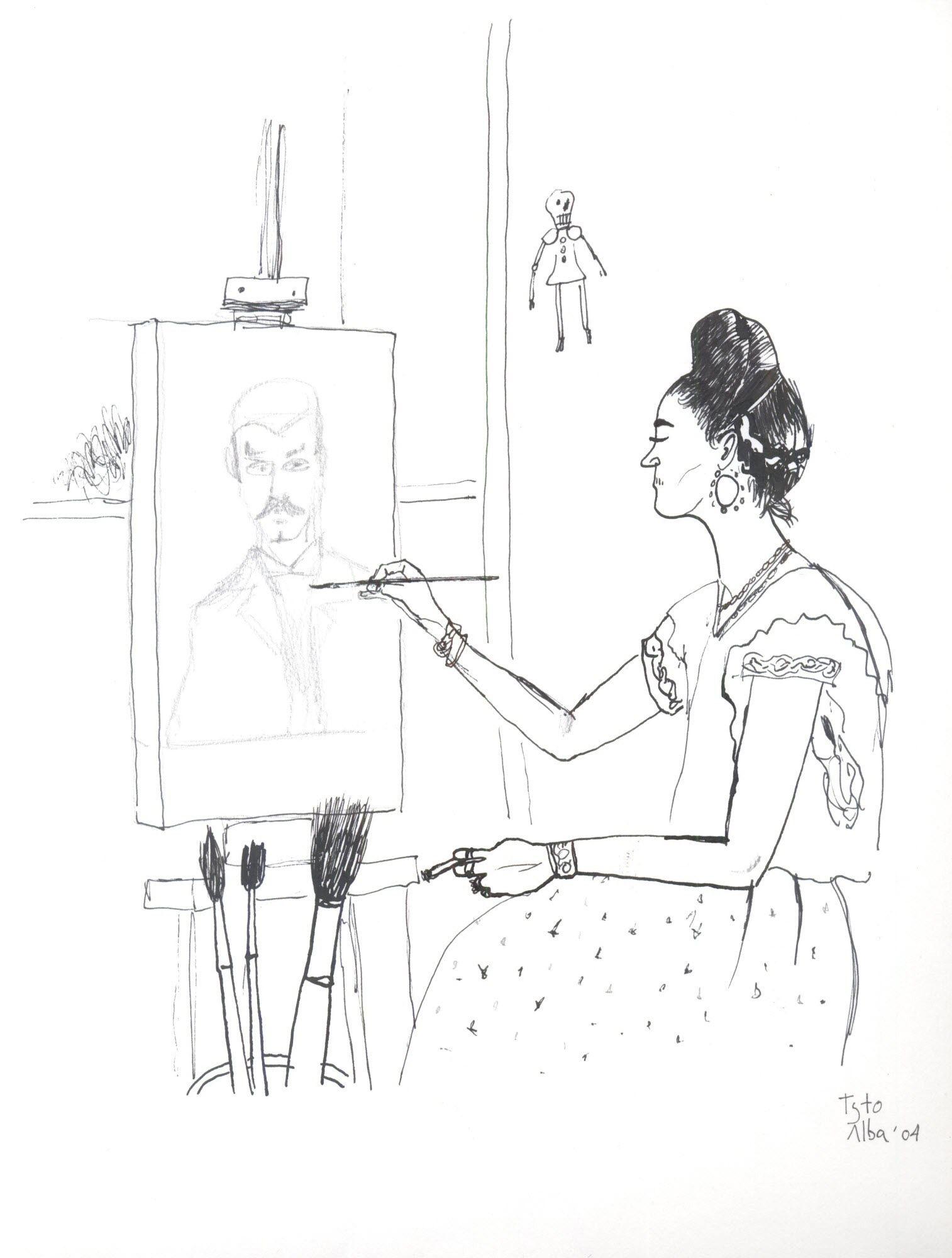 La Casa Azul. Frida Kahlo