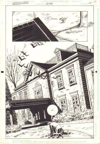 Detective Comics #678 / 21
