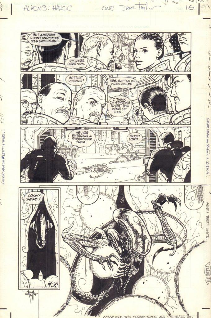 Aliens: Havoc #1 / 16