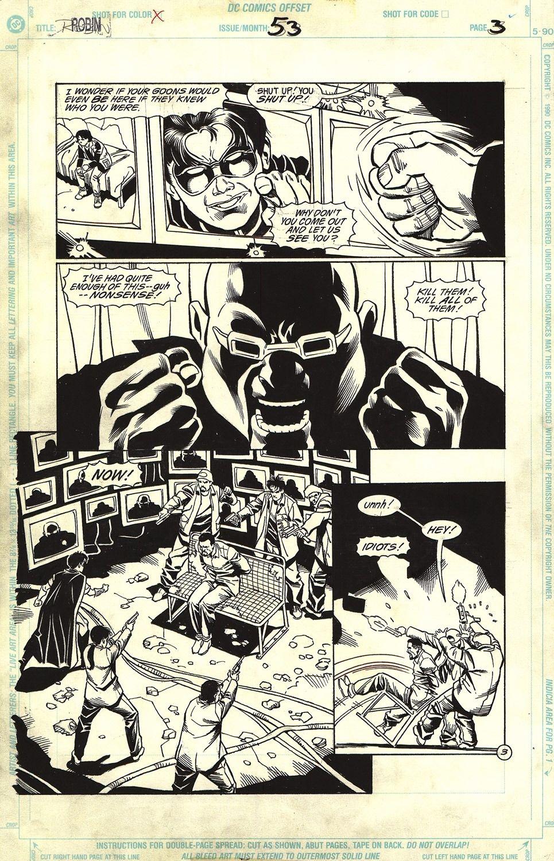 Robin #53 / 3