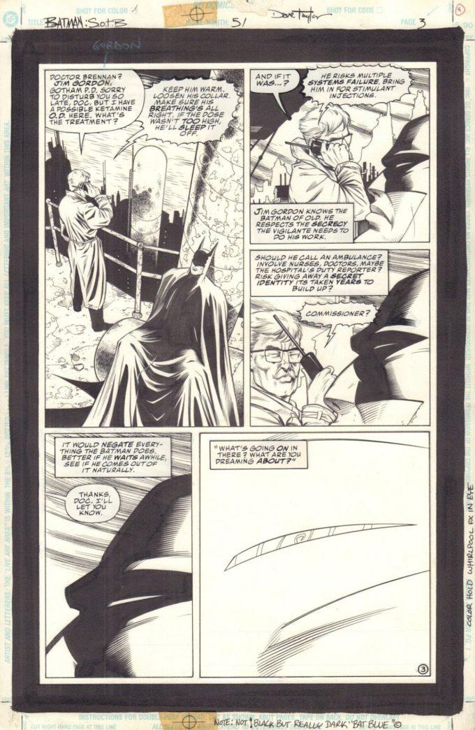 Batman: Shadow of the Bat #51 / 3