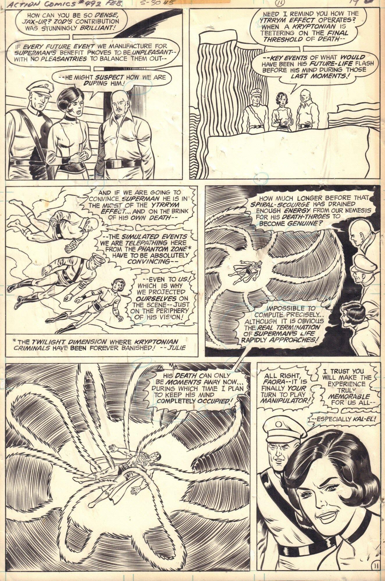 Action Comics #492 / 11