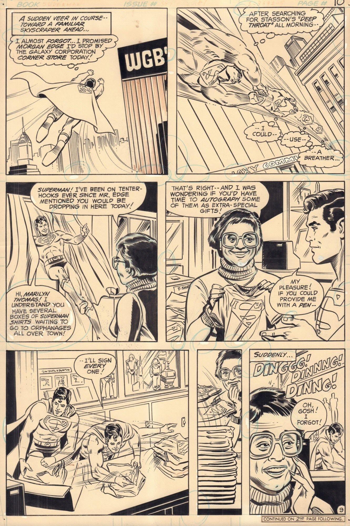 Superman #364 / 9