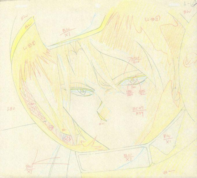 Tetsujin 28-go FX / Masato Kaneda A9 kolor