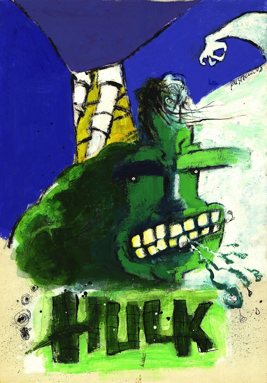 Hulk - Pin-up 1