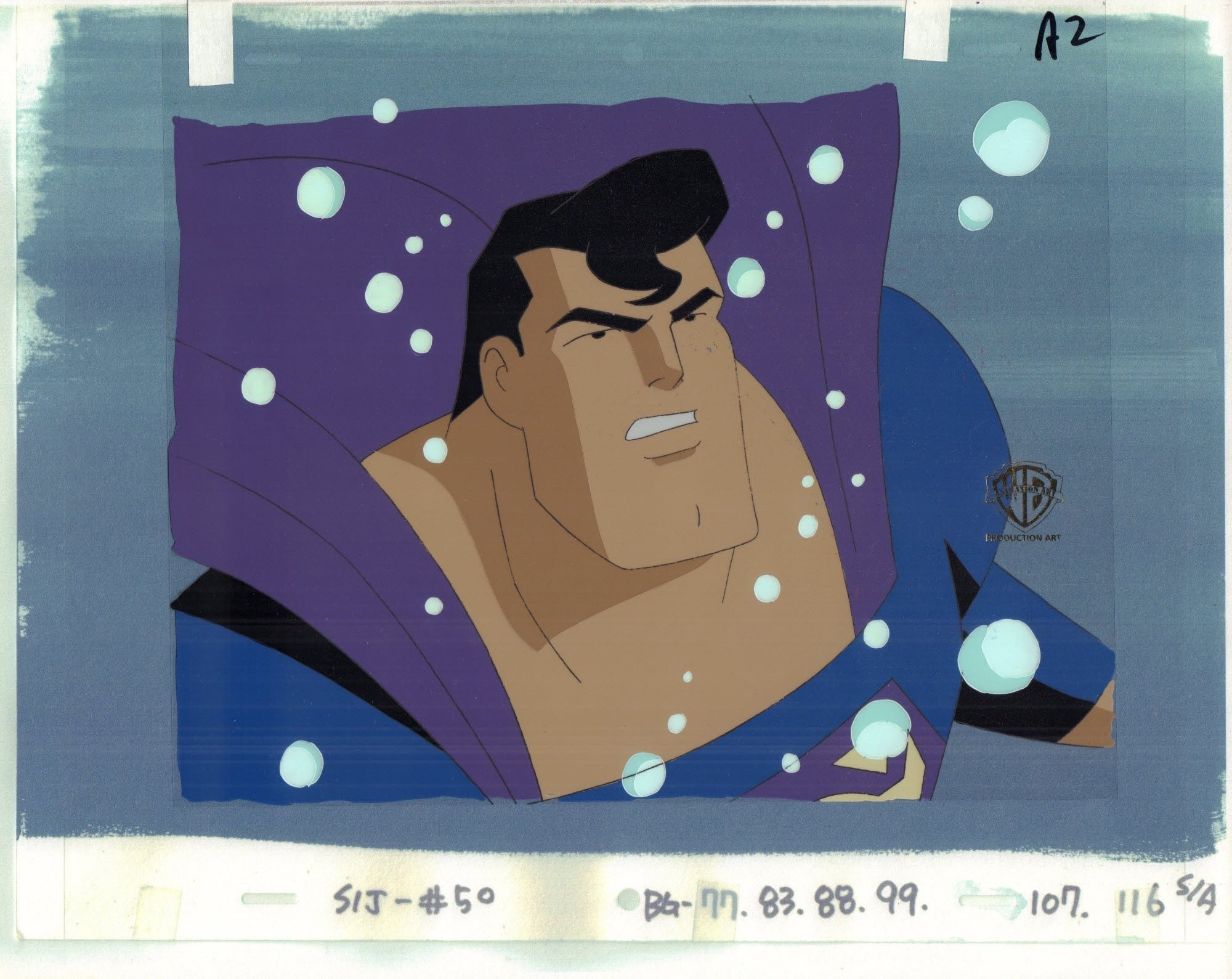 Superman: The Animated Series, A2