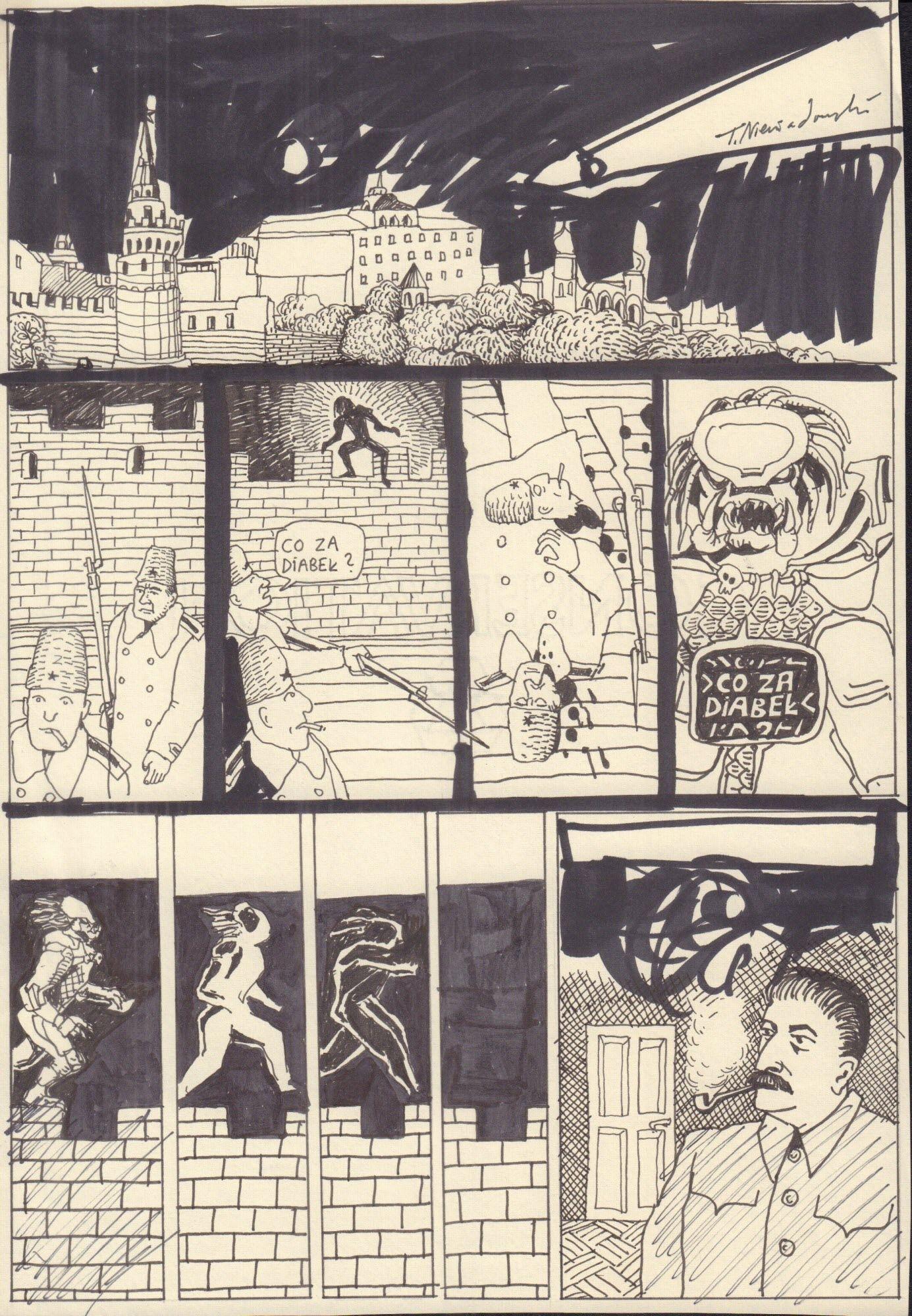 Ratman. O obrotach dział niebieskich, s. 22