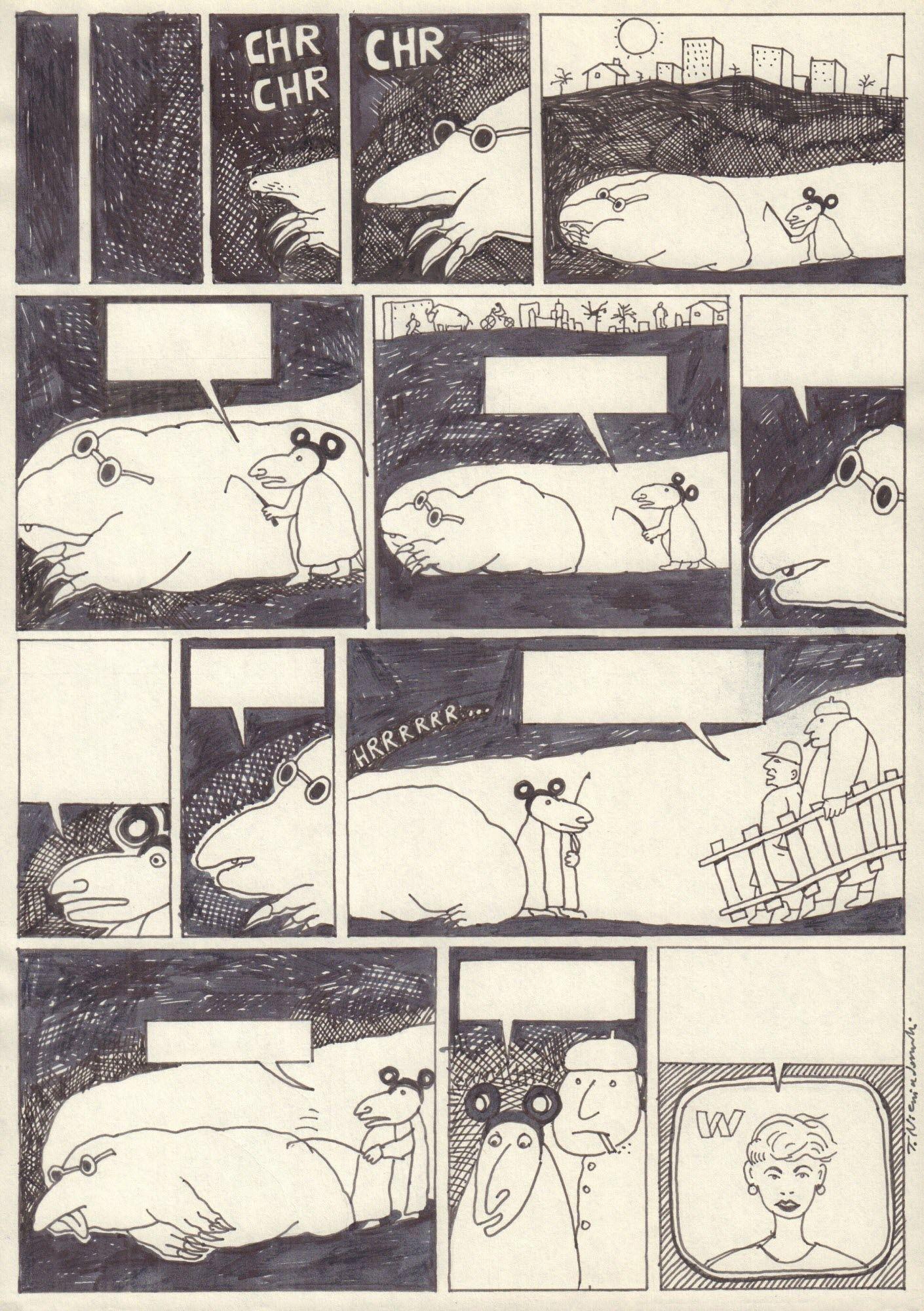 Ratman. O obrotach dział niebieskich, s. 48 (komplet)