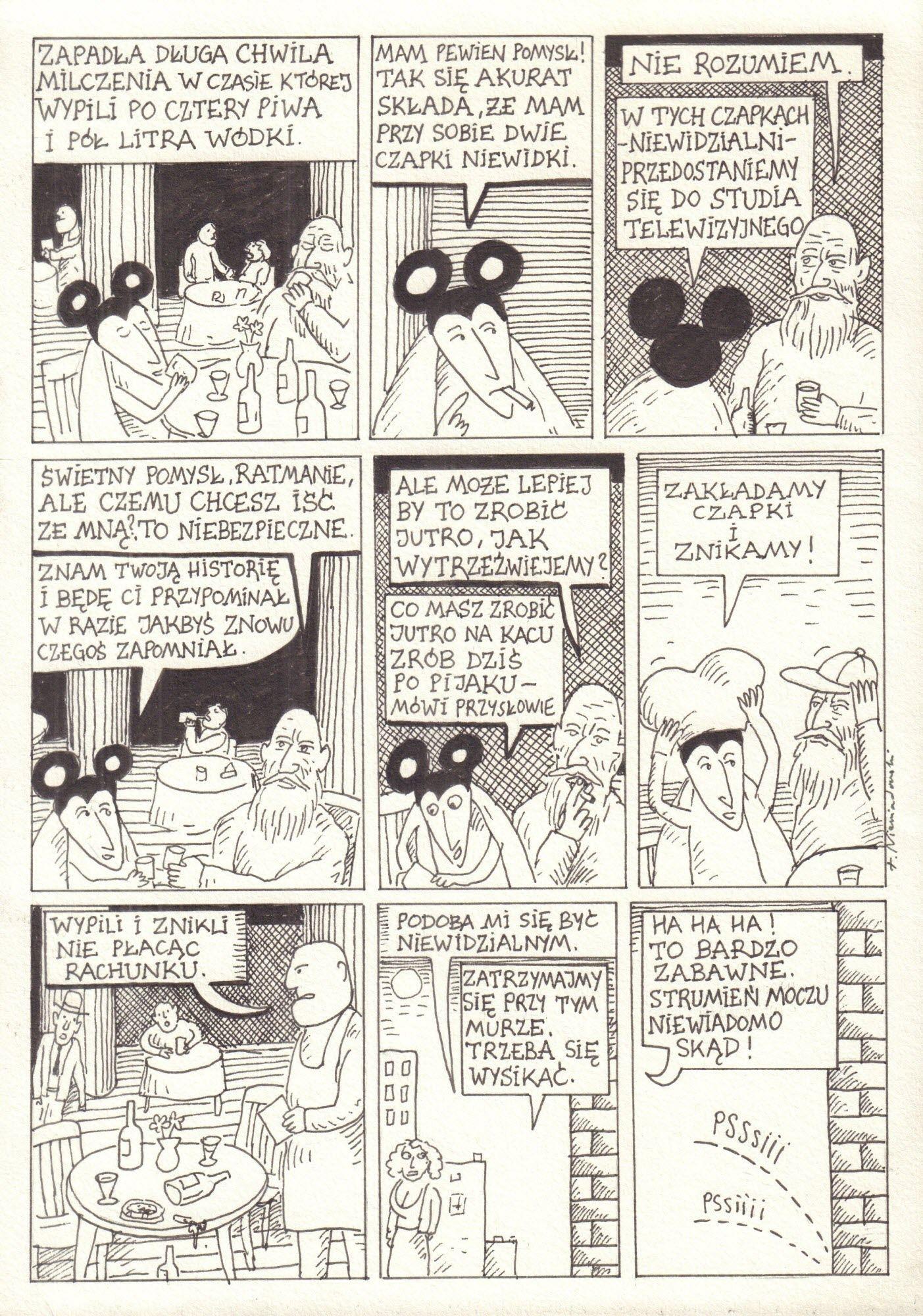 Ratman. Terror na wizji, s. 11