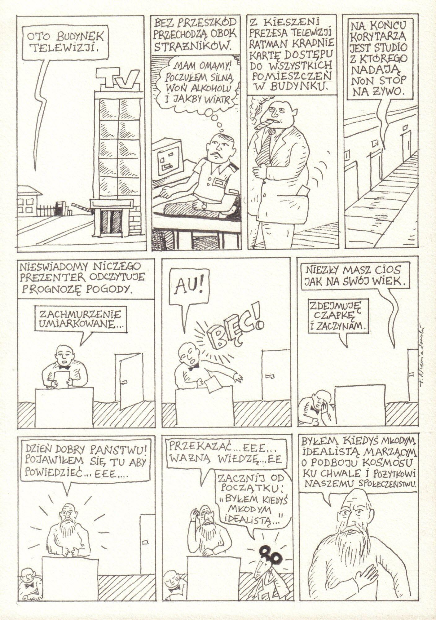 Ratman. Terror na wizji, s. 12