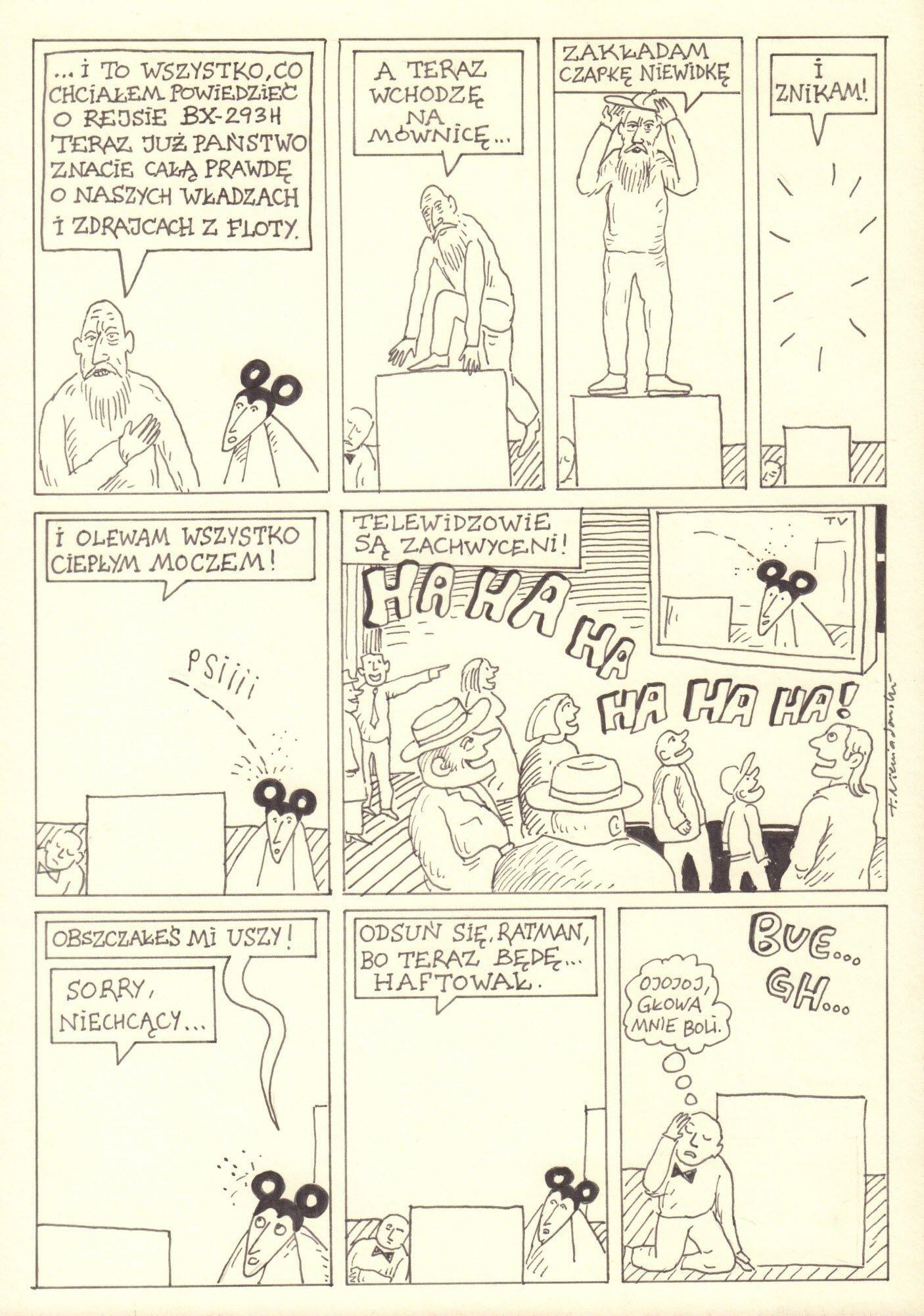 Ratman. Terror na wizji, s. 14